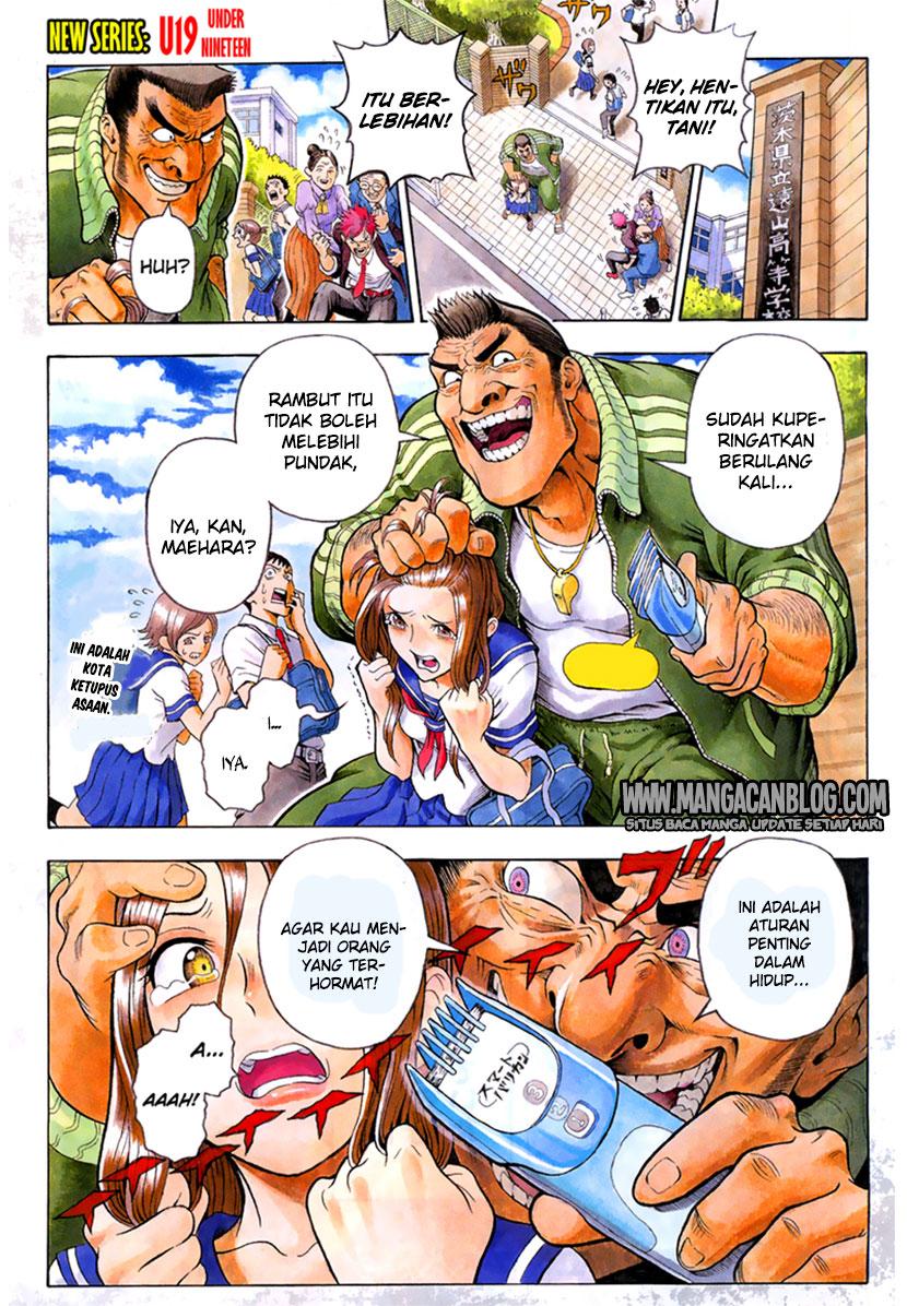 Dilarang COPAS - situs resmi www.mangacanblog.com - Komik u19 001 - kudou eiji dan orang terhormat 2 Indonesia u19 001 - kudou eiji dan orang terhormat Terbaru 1|Baca Manga Komik Indonesia|Mangacan
