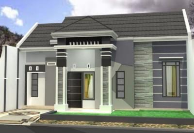 65 Rumah Minimalis Sederhana Type 36 Desain Interior Teras Ide