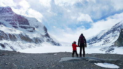 Toe of the Glacier Hike, Jasper National Park
