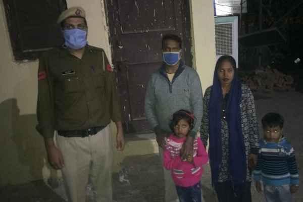 faridabad-police-find-missing-girl-kid-news-hindi
