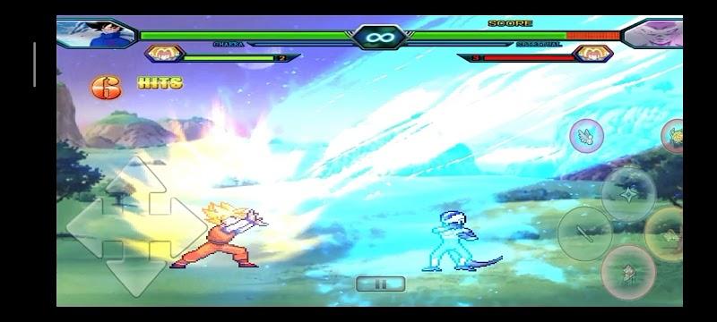 Dragon Ball Fighting Z Mugen apk Download