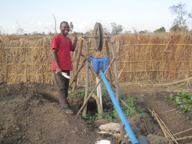 Africa Windmill Project Awp Manual Pedal Water Pump