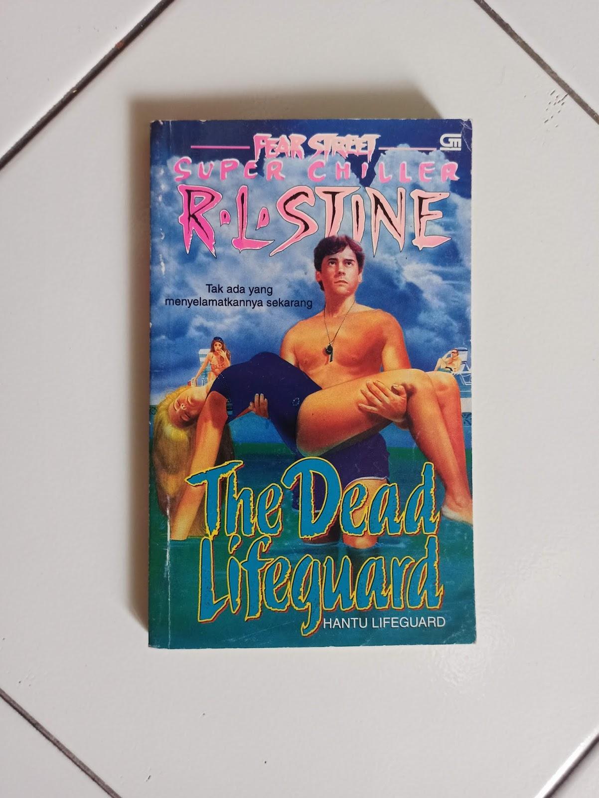 Novel karya RL Stine