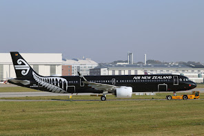Air New Zealand (all Black)