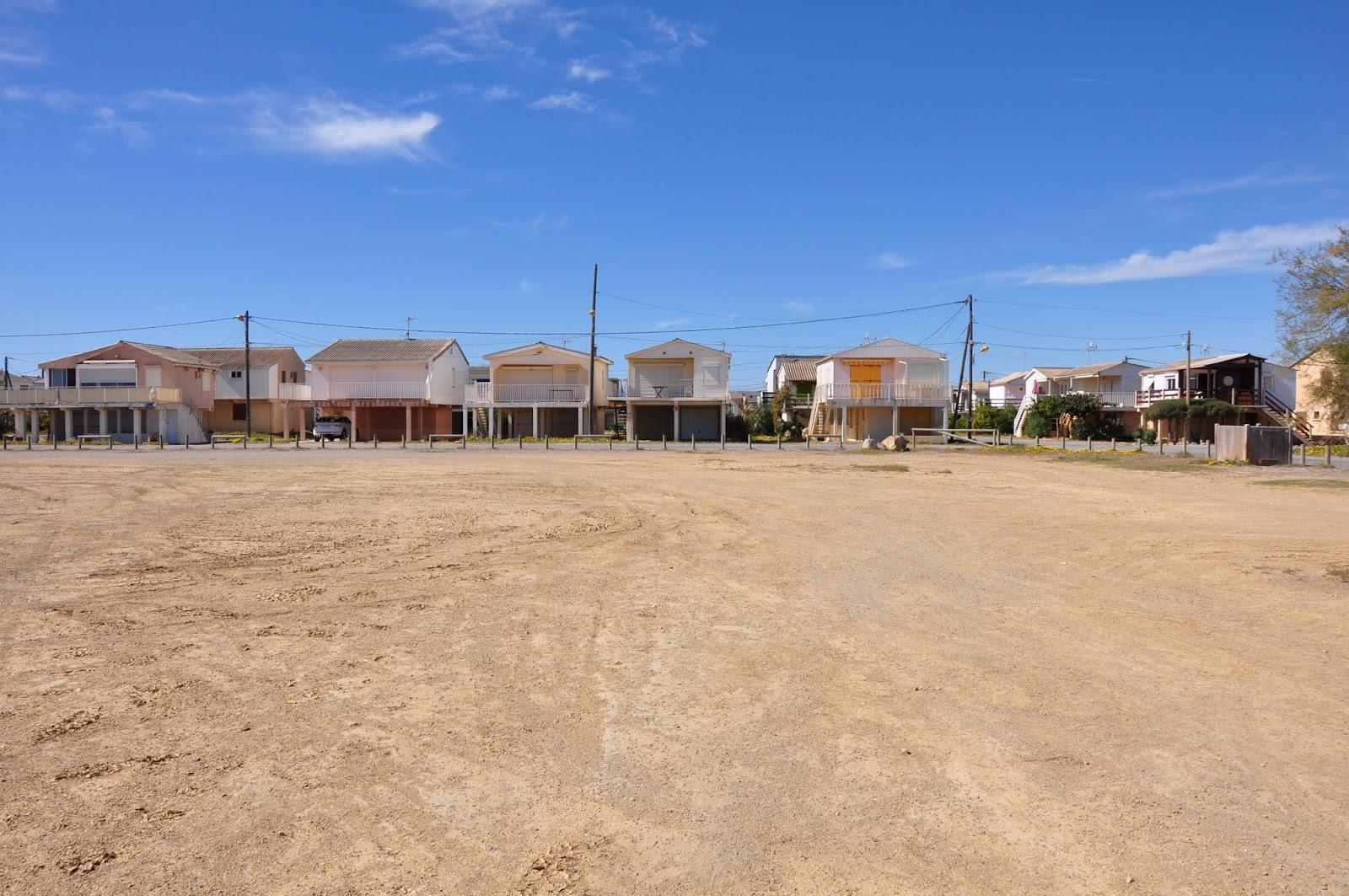 Plage Des Chalets A Gruissan laboratoire urbanisme insurrectionnel: gruissan plage