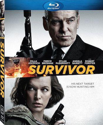 Survivor (2015) Full Movie