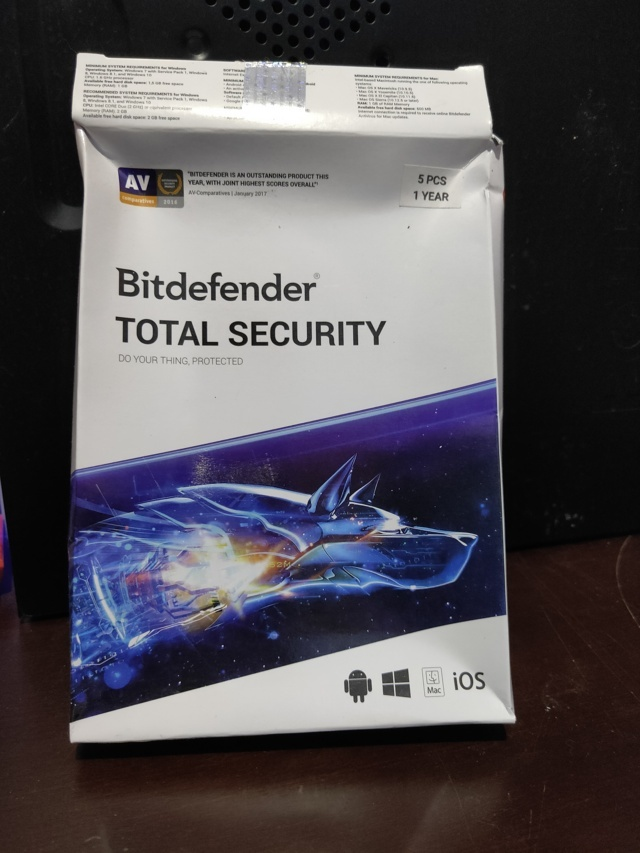 Review Antivirus Bitdefender Total Security 2020 - gambar2
