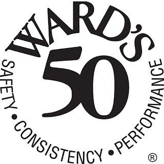 Midland National Ward's 50 List