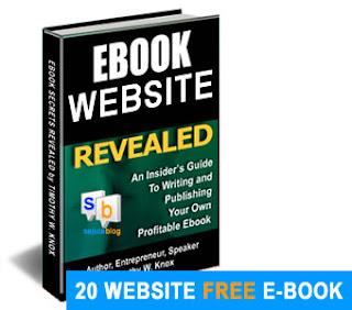 20 Website untuk Download E-Book Gratis