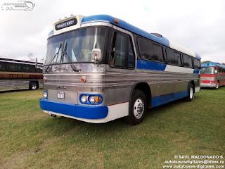 1er. Reunion Nacional de Autobuses Clasicos Monterrey 2021