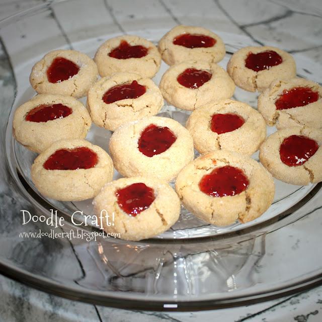 http://www.doodlecraftblog.com/2013/07/peanut-butter-and-jam-cookies.html