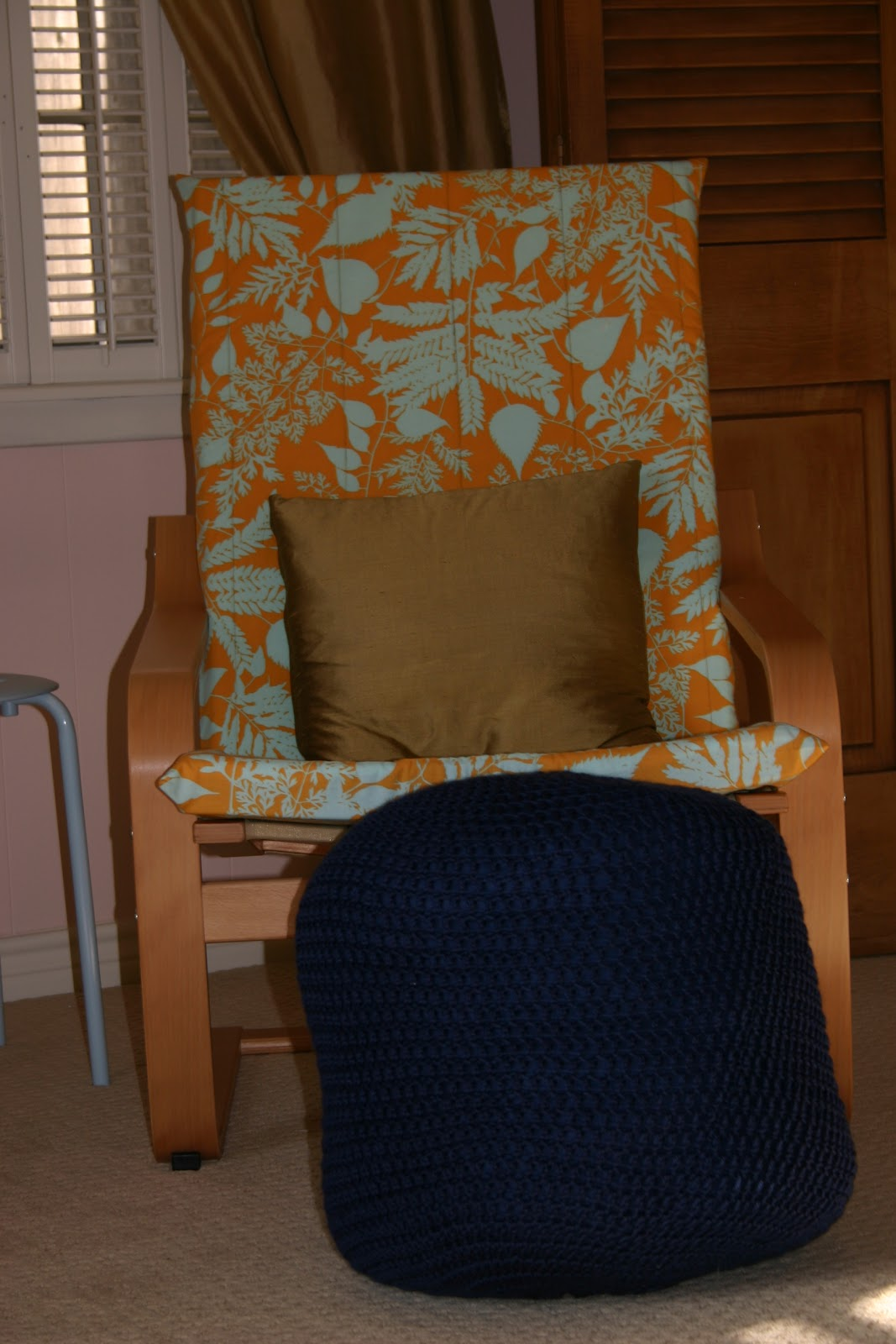 poang chair covers hanging kenya playtime and pleats ikea slipcover tutorial