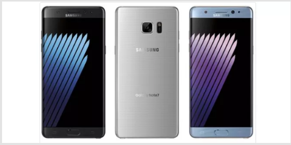 Harga Samsung Galaxy Note 7 Oktober 2016