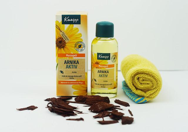 Massageöl Arnika Aktiv