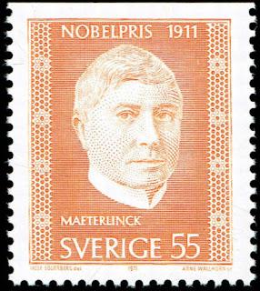 Sweden Maurice Maeterlinck