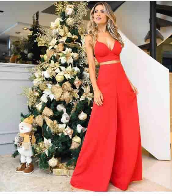 Inspirações de looks para a ceia de Natal