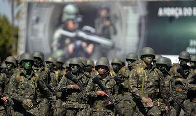 Tentara Brazil