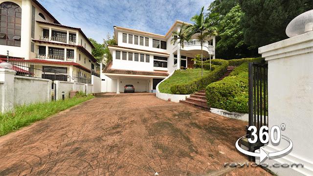 Bukit Jambul bungalow Raymod Loo 019-4107321