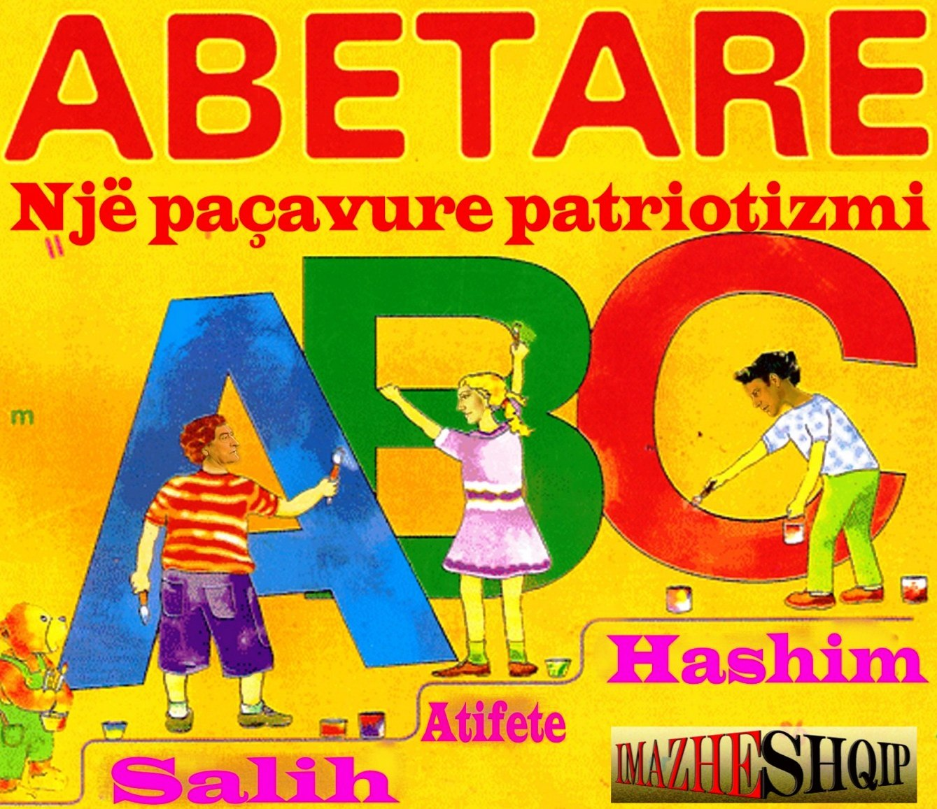 Abetare Shqip Pacavure Patriotizmi