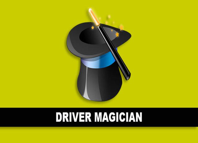 Driver Magician -