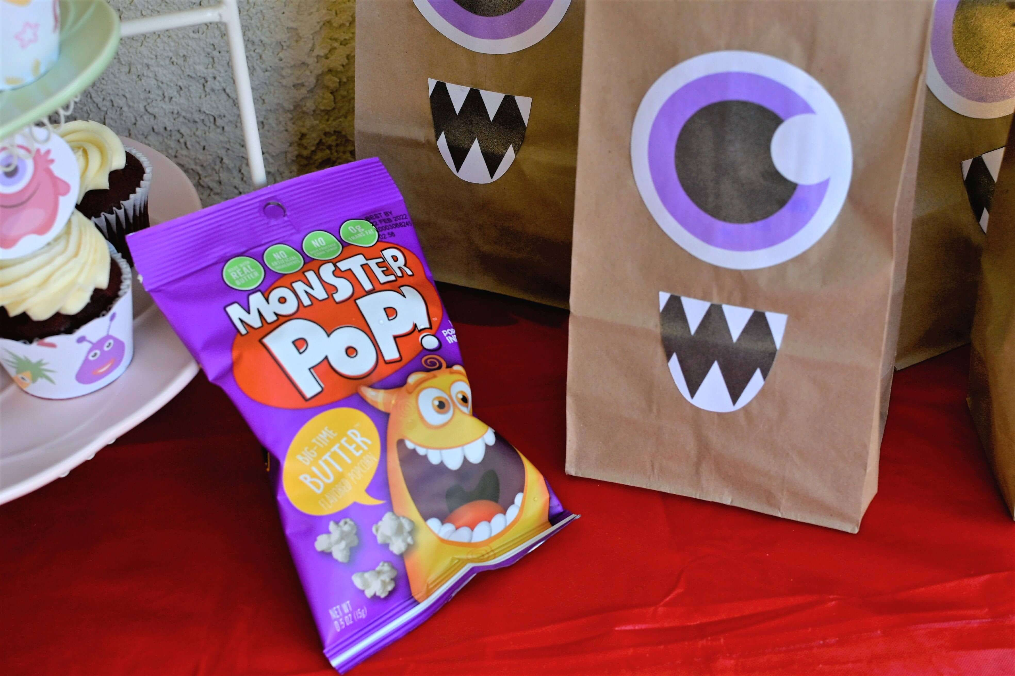 monster bags