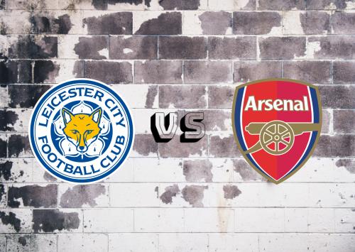 Leicester City vs Arsenal  Resumen y Partido Completo