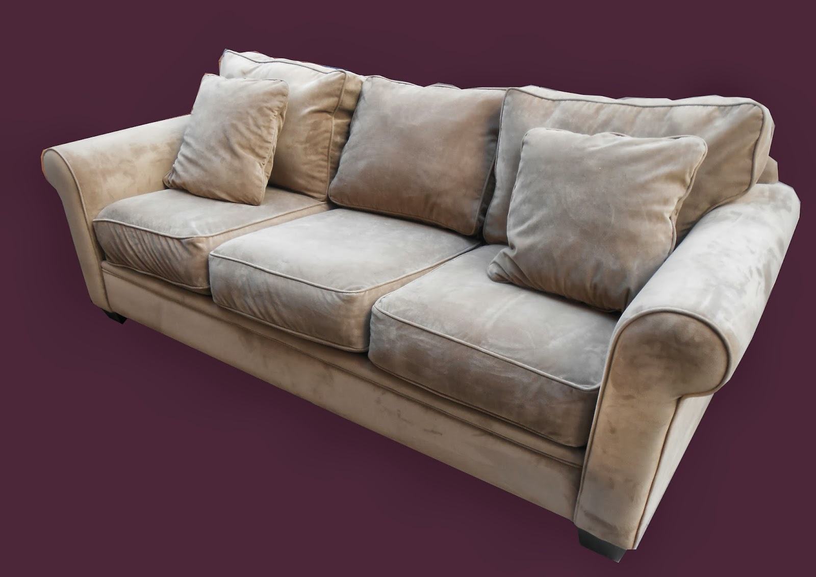 Uhuru Furniture Amp Collectibles Contemporary Ultrasuede