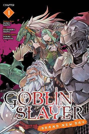Goblin Slayer: Brand New Day Manga