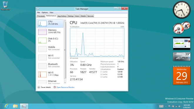 Download windows server 8 beta (iso and vhd).