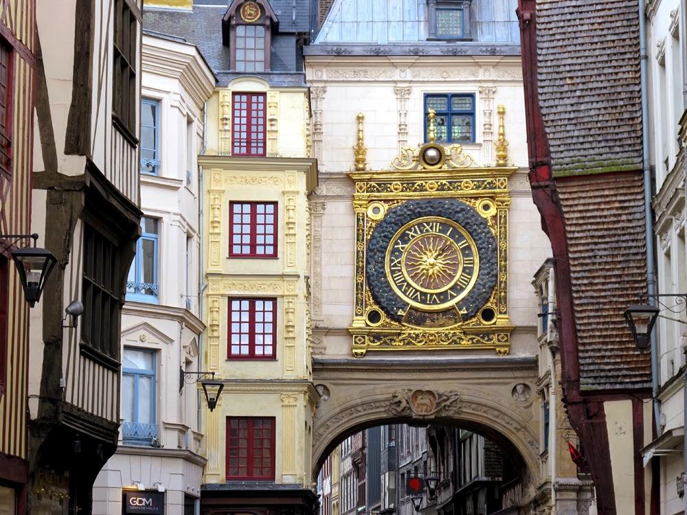 Gros-Horloge, Rouen