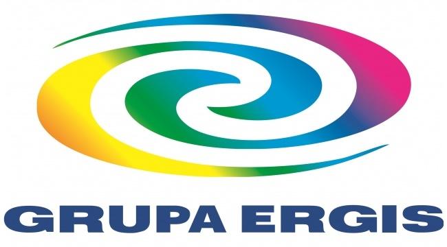 Logo Grupy Ergis