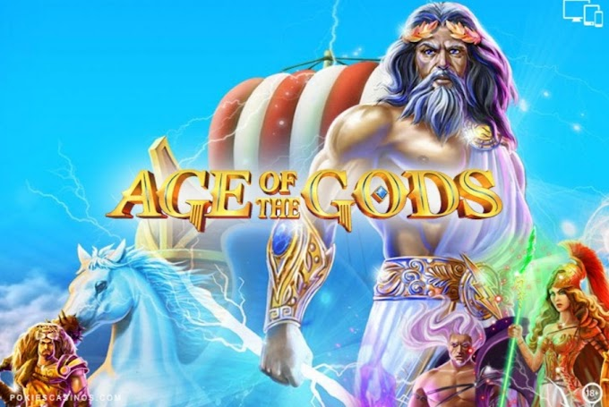 A Guide to Age of the Gods: The Most Ambitious Casino Game Series Ever