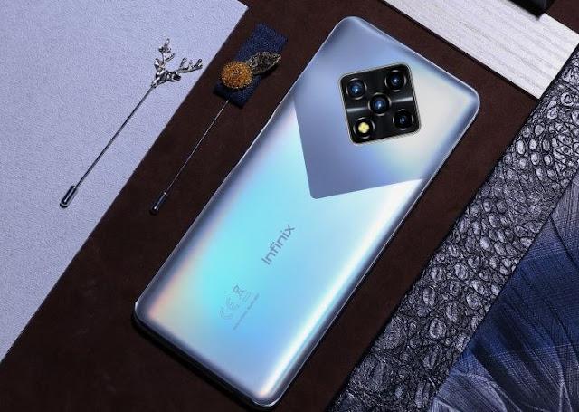 Infinix Zero 8 Muncul Bersaing di Pasar Smartphone Gaming Indonesia