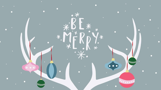 christmas background wallpaper cute