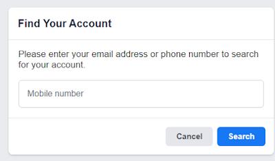2 Cara Mengganti Password atau Kata Sandi Facebook Via Email