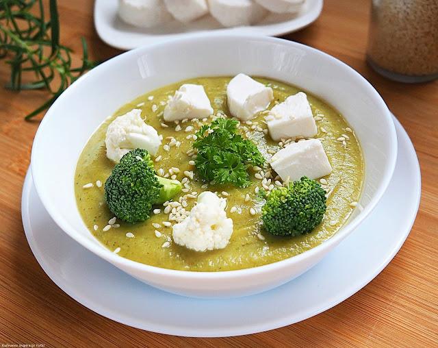 krem brokułowy najlepszy przepis