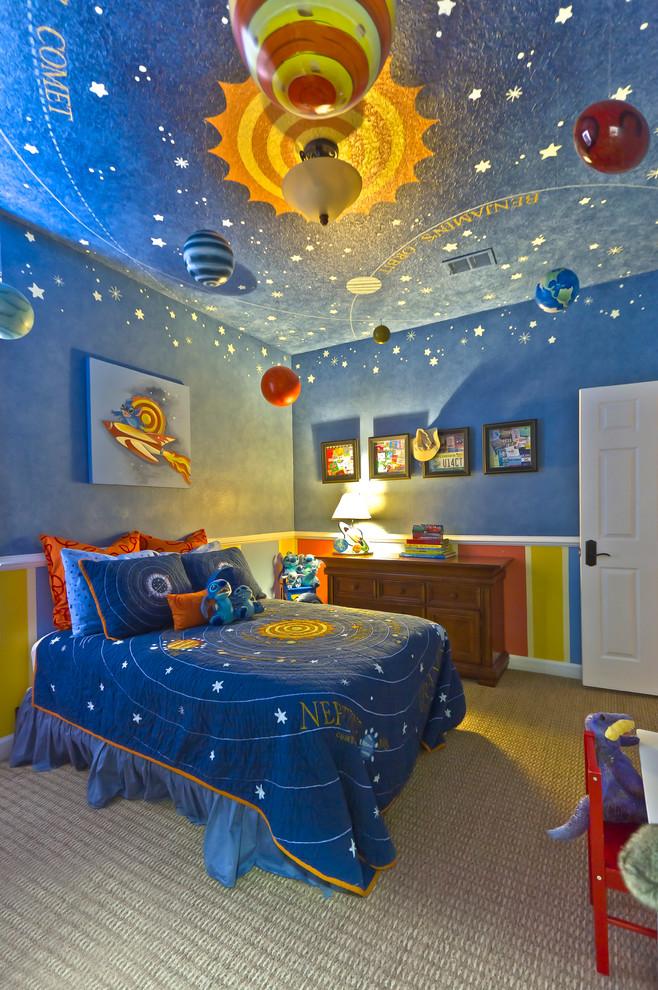 Kids room false celing design images