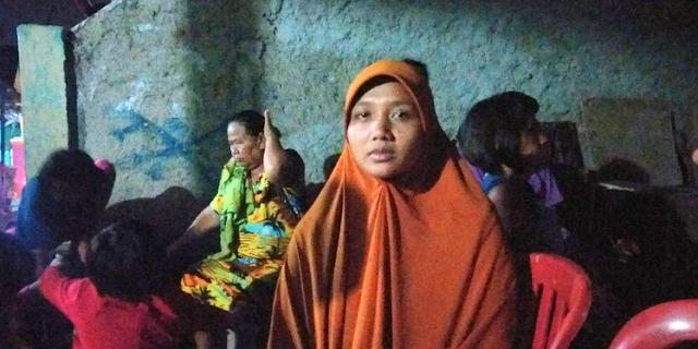 Zubaidah Meyakini, Suaminya yang Dibakar Hidup-hidup Tidak Bersalah