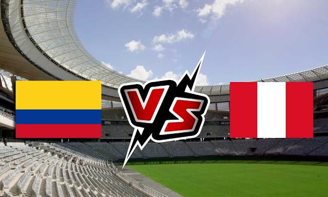 البيرو و كولمبيا