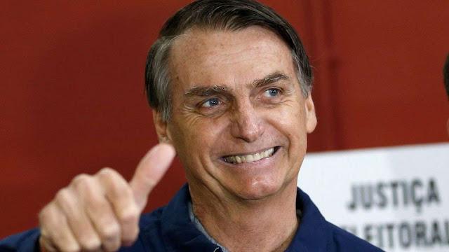 Jair Bolsonaro gana la presidencia de Brasil