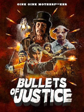 Bullets of Justice 2019 480p 250MB HDRip