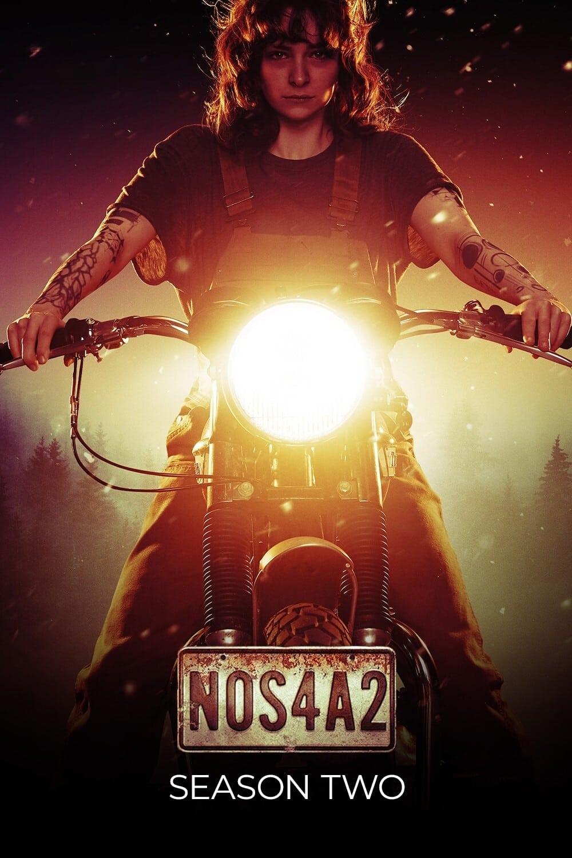 NOS4A2 (2020) Segunda Temporada AMZN WEB-DL 1080p Latino