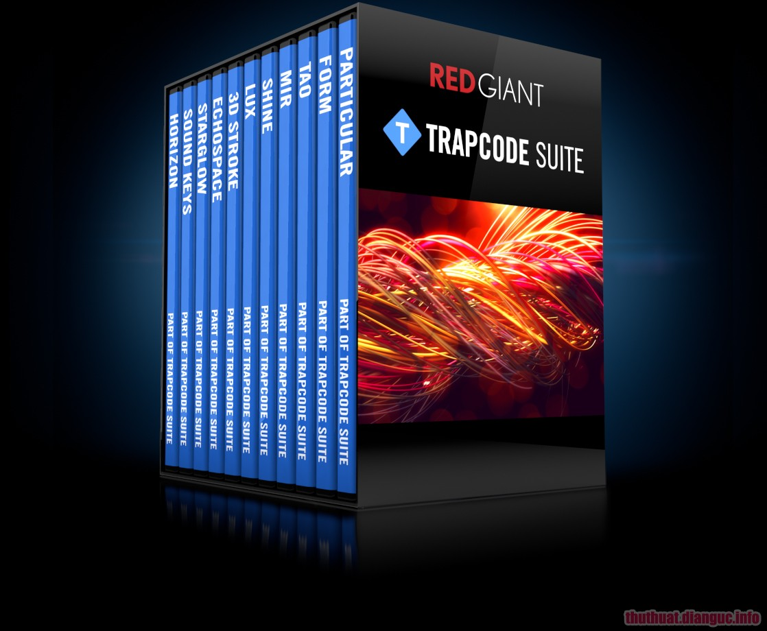 Download Red Giant Trapcode Suite 15.1.3 Full Crack