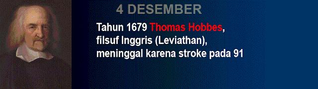 Hari kematian Thomas Hobbes