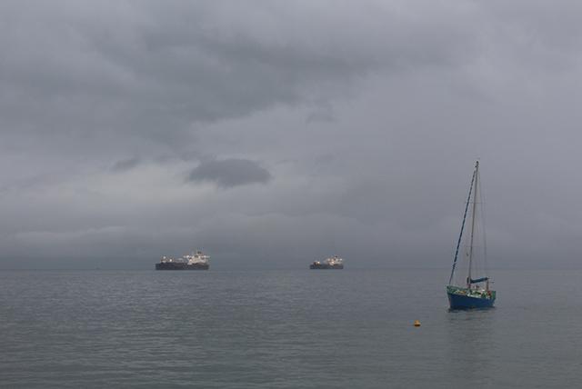 Embarcações em Ihabela