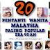 20 Penyanyi Wanita Malaysia Paling Popular Di Era 90 An