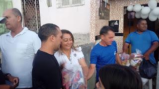 Nas redes sociais,  Josinaldo Souza (100% Josinaldo),  comemora parceria com o instituto Ramalho Neto
