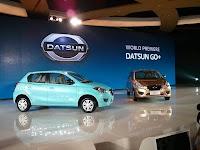 Info Harga dan Spesifikasi Datsun GO+