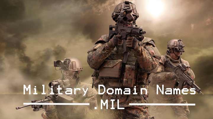military-domain-names