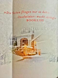 "niemieckie wydanie broszurowe, ""Inselwinter"" Elin Hilderbrand, fot. paratexterka ©"